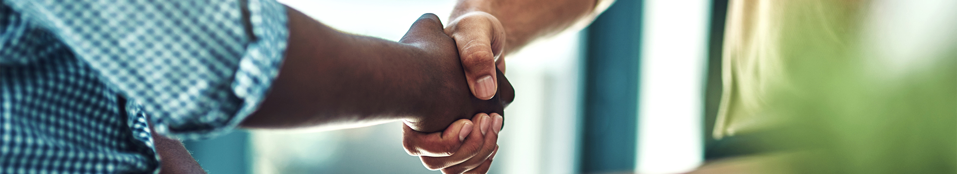Tech Check Small Business Solutions - Shaking Hands